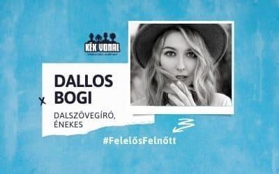Gyerekszemmel – Dallos Bogi, Felelős Felnőtt kampány