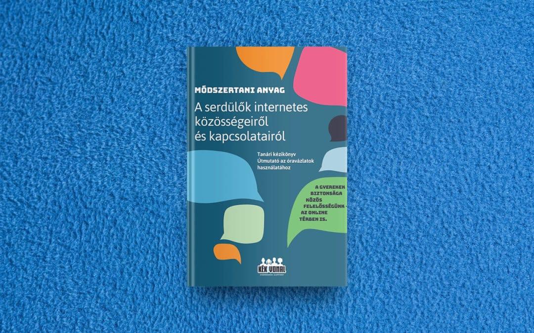 Tanári kézikönyv (Serdülők a neten)
