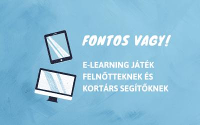 Fontos vagy! E-learning játék